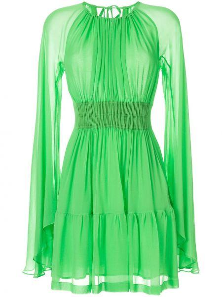 Платье мини на молнии с вырезом Kitx