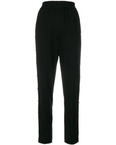 спортивные брюки с пуговицами сбоку Alice+olivia