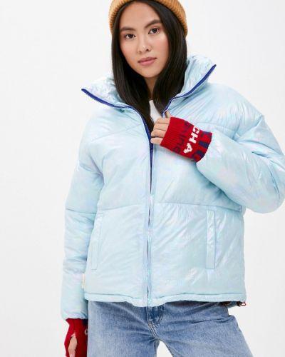 Теплая утепленная куртка Liana