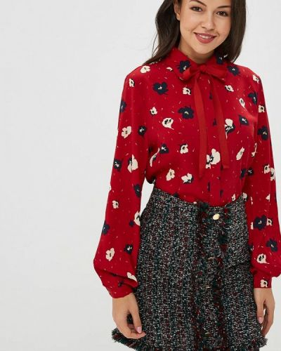 Блузка красная Art Love