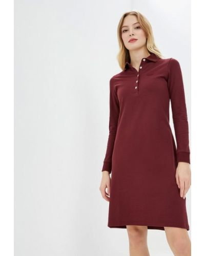 Платье - бордовое Galvanni