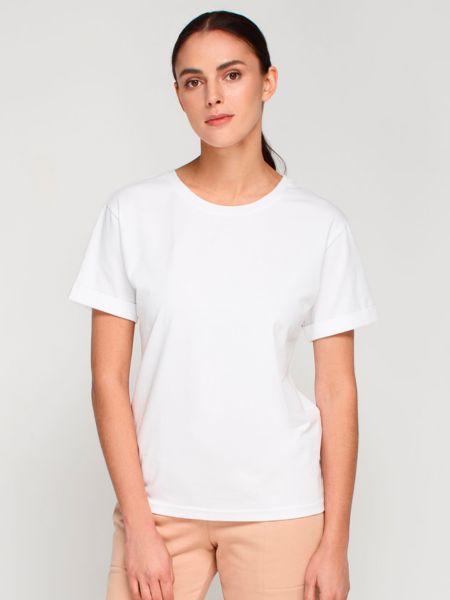 Повседневная футбольная белая футболка Must Have
