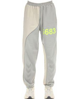 Спортивные брюки с карманами с поясом Hummel