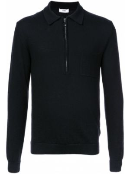 Классическая черная рубашка Cmmn Swdn