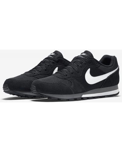 Черные кроссовки беговые Nike