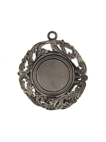 Серебряная брошь с подвесками Gianfranco Ferre Pre-owned