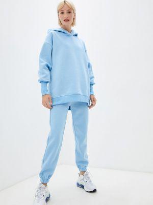 Голубой спортивный спортивный костюм Fadas