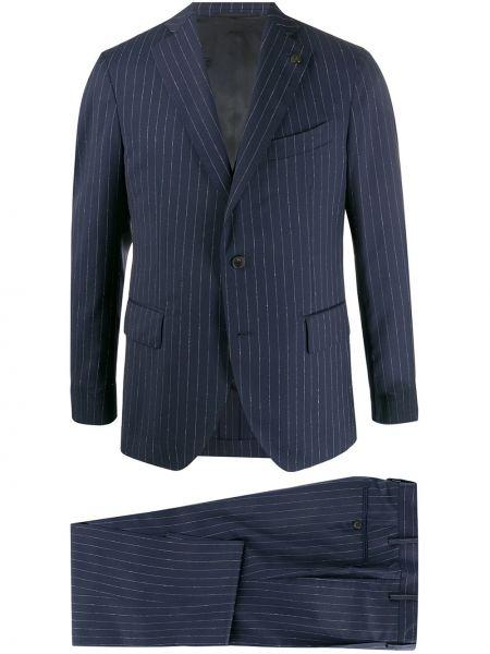 Klasyczny garnitur kostium wełniany Gabriele Pasini