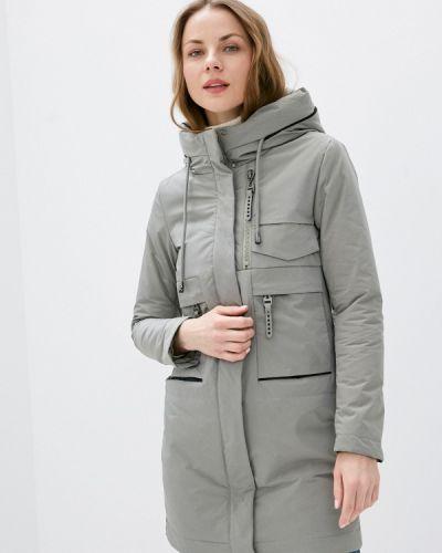 Утепленная куртка - зеленая Winterra