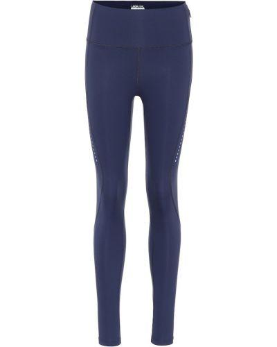 Niebieski legginsy Lndr