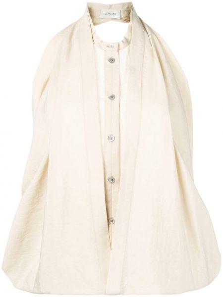 Шелковая блузка Lemaire