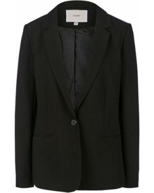 Классический пиджак черный Ichi