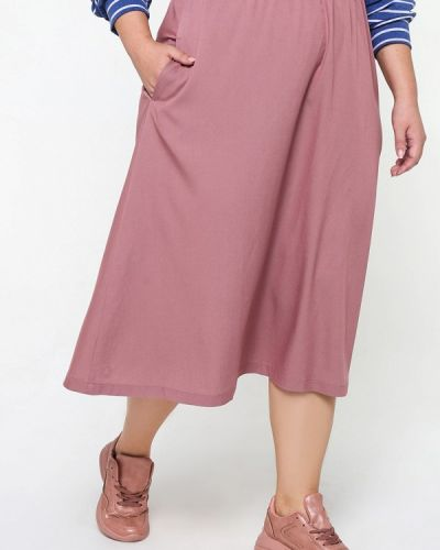 Юбка широкая розовая Matilda