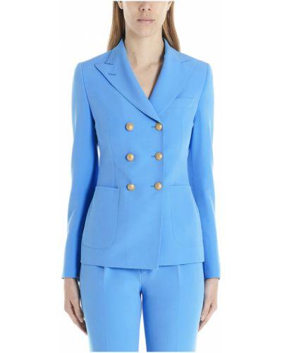 Niebieski garnitur slim elegancki Tagliatore