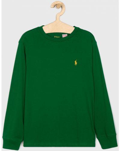 T-shirt zielony Polo Ralph Lauren