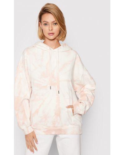 Różowa bluza Levi's