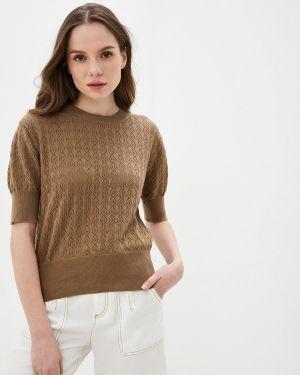 Коричневый свитер Rodier