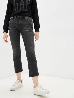 Серые зимние джинсы Springfield