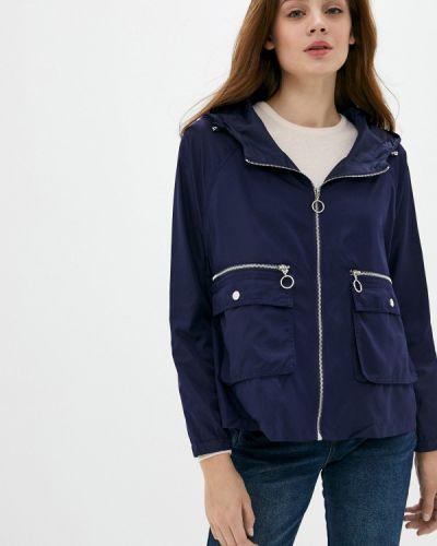 Облегченная клубная синяя куртка Concept Club