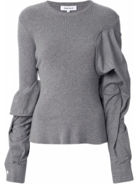 Sweter wełniany Enfold