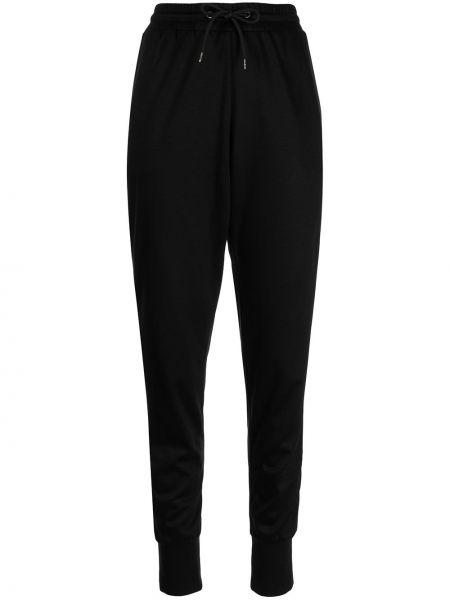 Черные брюки на шнуровке Ps Paul Smith