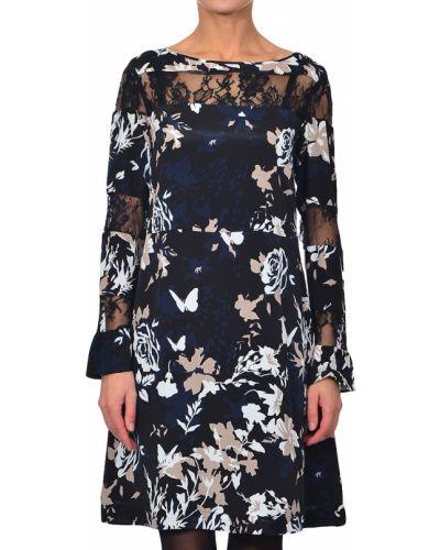 Платье шелковое из вискозы Patrizia Pepe