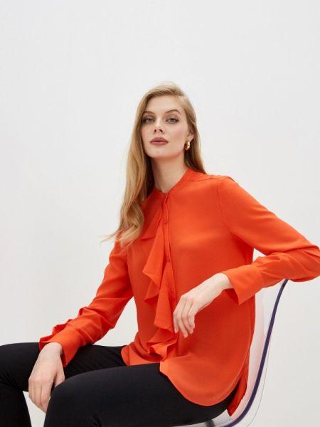 Блузка с рюшами французский French Connection