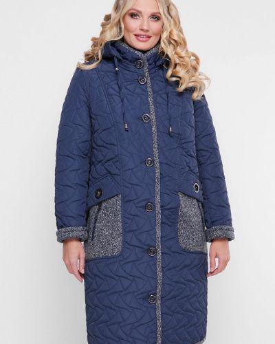 Утепленная куртка - синяя Vlavi