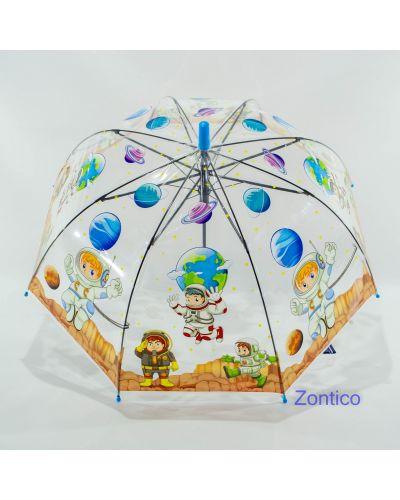 Зонт прозрачный Mario