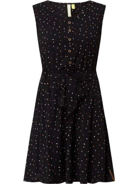 Sukienka mini - czarna Alife And Kickin
