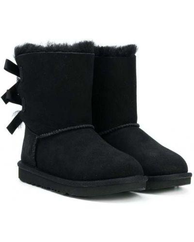 Угги черный для обуви Ugg Australia Kids