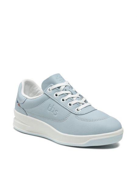 Niebieskie sneakersy Tbs