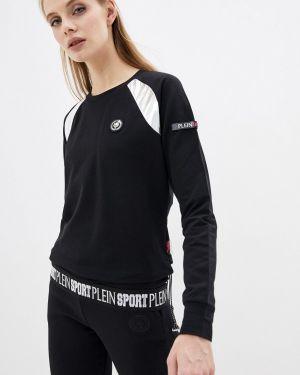 Черный свитшот Plein Sport