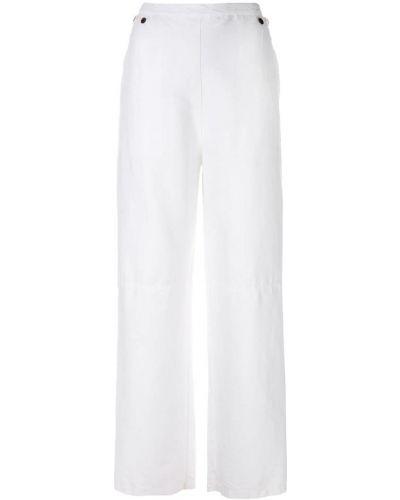 Хлопковые брюки - белые Humanoid