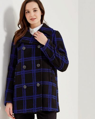 Пальто двубортное осеннее United Colors Of Benetton