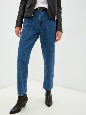 Синие французские джинсы French Connection