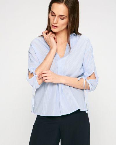 Синяя блузка с рукавом 3/4 Answear
