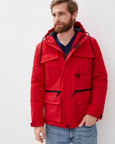 Утепленная куртка - красная Zolla