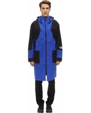 Черное пальто на молнии The North Face