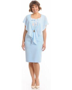 Вечернее платье облегающее коктейльное Merlis