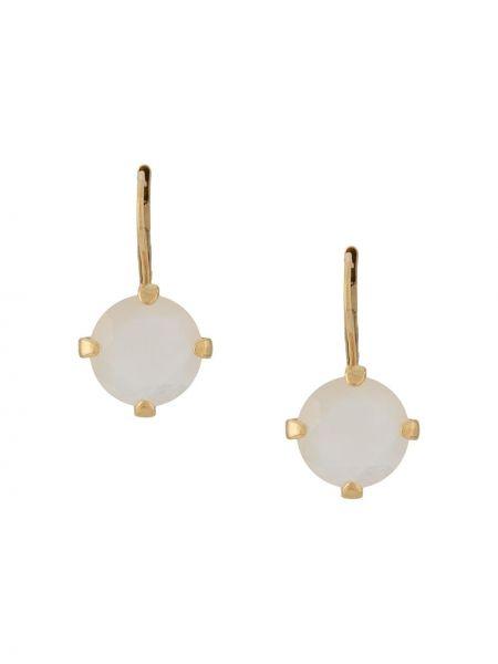 Kolczyki pierścionki kolczyki ze sztyftem z perłami Wouters & Hendrix