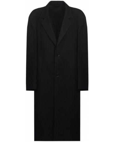 Czarny garnitur Lemaire