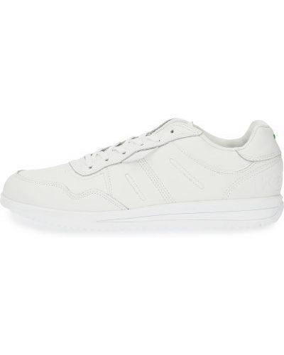 Кожаные кроссовки - белые Kappa