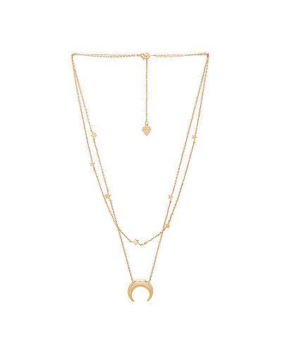 Ожерелье подвесной Wanderlust + Co