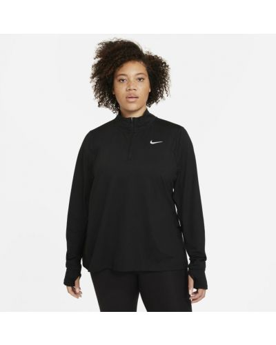 Z rękawami t-shirt z mankietami Nike