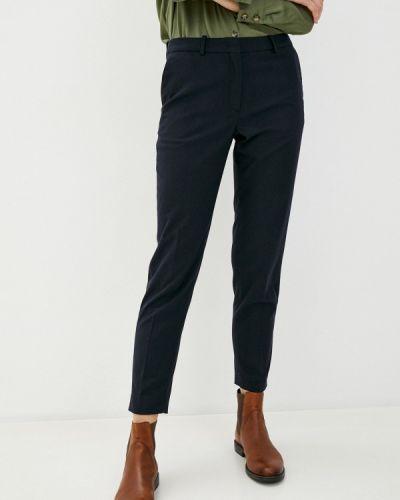 Классические синие классические брюки Gant