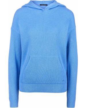 Джемпер синий с капюшоном Marc O`polo