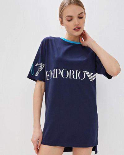 Футбольное платье Ea7