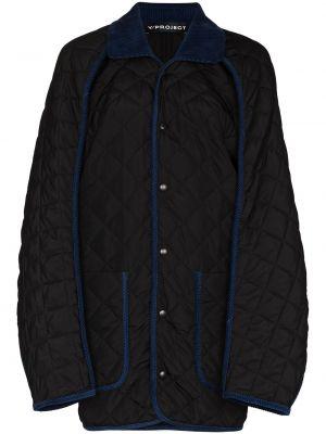 Черная куртка из полиэстера Y/project