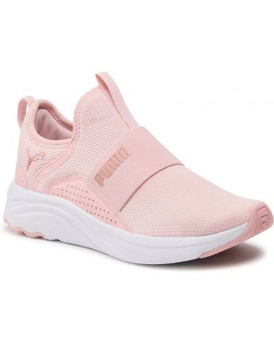 Buty do biegania - różowe Puma